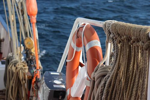 В 138 километрах от Флориды спасли моряка, который около двух суток находился в воде