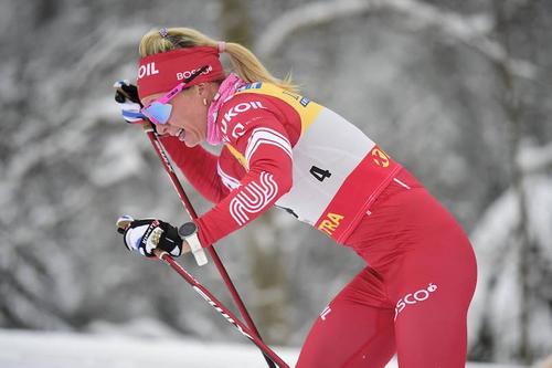 Лыжницу Татьяну Сорину тренирует собственный муж