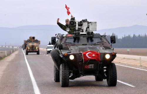 Сайт Avia.pro: армия Турции может вторгнуться в Армению, Анкара перебрасывает войска на границу