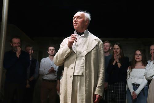 Владимир Бортко призвал посмотреть фильм с лучшей ролью народного артиста России Бориса Плотникова