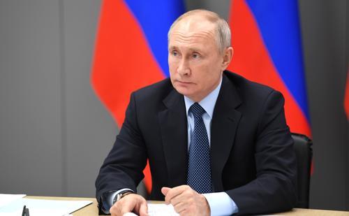 В Кремле подтвердили, что Путин в последнее время общался с Кудриным и Матвиенко только по видеосвязи