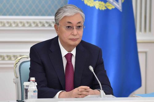 Токаев оценил роль Путина в урегулировании конфликта в Нагорном Карабахе