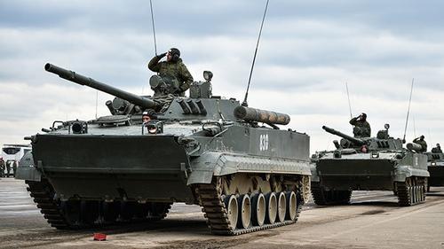В Калининградской области в 2021 году будет сформирована новая мотострелковая дивизия