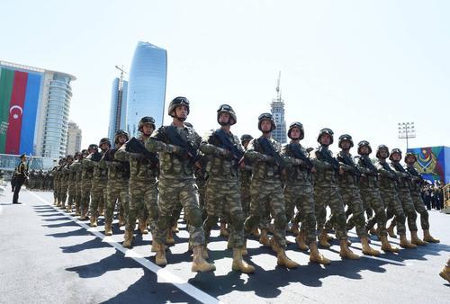 В Баку пройдет военный парад в честь победы Азербайджана в Карабахе