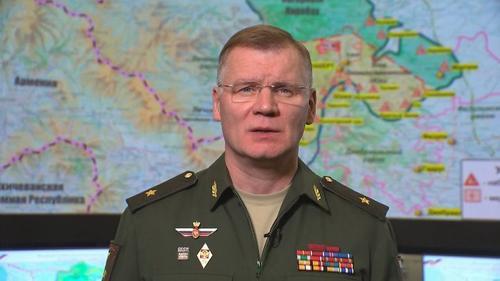 Представитель Минобороны рассказал о положении дел в Нагорном Карабахе