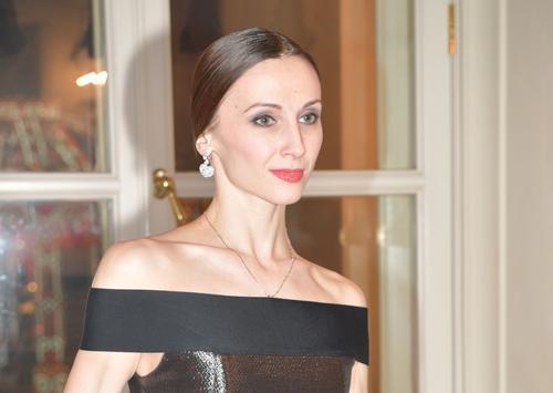 Балерина Светлана Захарова призналась, что никогда не сталкивалась с пакостями со стороны коллег