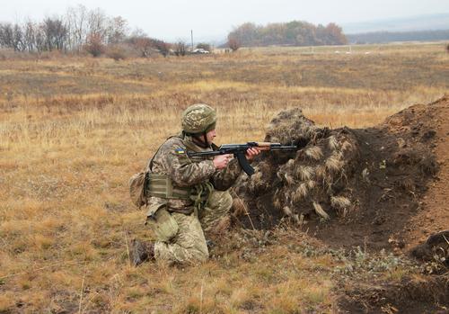 Издание «Версия»: военное наступление Украины на ДНР и ЛНР может начаться в конце января 2021-го