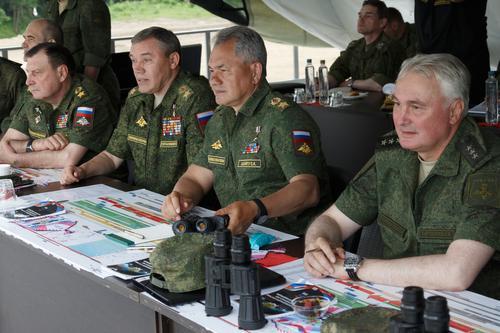 Свыше 4,8 тыс. учений проведут военные в новом учебном году