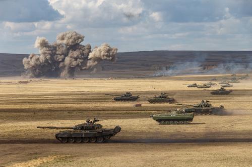 Российско-белорусские учения «Запад-2021» пройдут в сентябре следующего года
