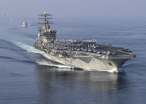 Sohu: США решили нанести «жесткий удар» и возродить Атлантический флот для борьбы с Россией
