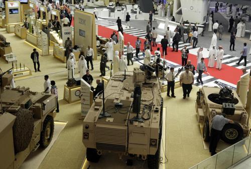 Америка продала в 2020 году вооружений на 50,78 млрд долларов