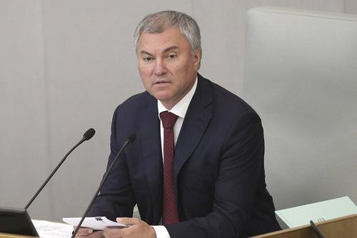 Володин призвал депутатов «посвящать себя работе в комитетах»