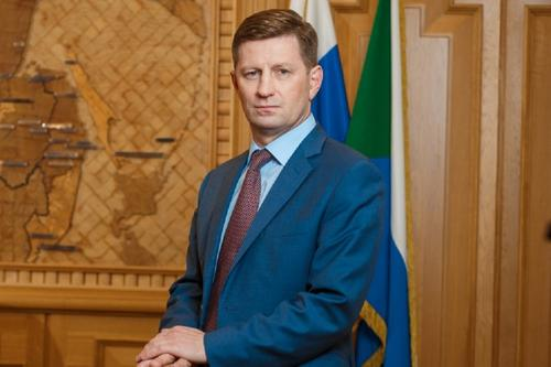СК завершает расследование уголовного дела в отношении экс-главы Хабаровского края