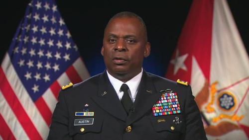 Джо Байден представил кандидата на пост министра обороны США