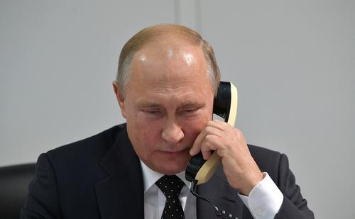 Путин попросил ФСБ и МВД найти номер ставропольской пенсионерки для личного разговора