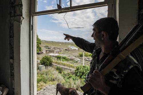 Боец ММА Эдуард Вартанян: армянские генералы бежали из Нагорного Карабаха