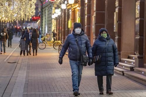 Врач-инфекционист  Белова объяснила, почему не следует носить маску на улице в мороз