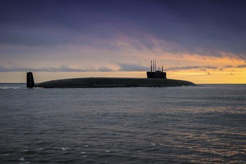 Минобороны РФ сообщило о пуске сразу четырех ракет «Булава» с АПЛ «Владимир Мономах»