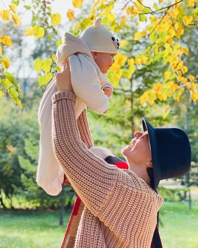 Cупруга Петросяна Татьяна показала личико их сына