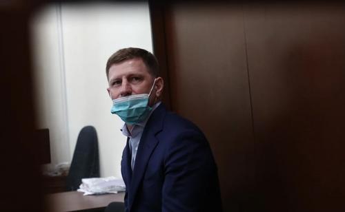 Адвокаты Фургала просят отпустить его под домашний арест в Москве