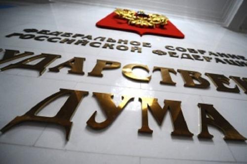 Госдума внесла поправки в законодательство о митингах