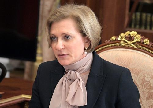 Попова заявила об улучшении эпидситуации по COVID-19 в России