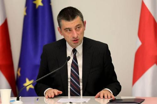 Гахария заявил о перспективах восстановления территориальной целостности Грузии