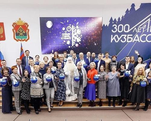 Тем, кто получил медаль «за сохранение духовно-нравственных ценностей Кузбаса» пандемия не страшна, и Роспотребнадзор не указ
