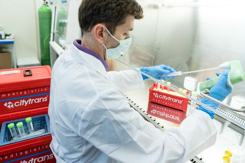 Ученые начали испытания препарата «штормовой охотник» для борьбы с коронавирусом