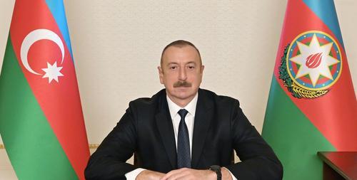 В новогоднем поздравлении Алиев оценил переговоры с Арменией по Карабаху как «бессмысленные»