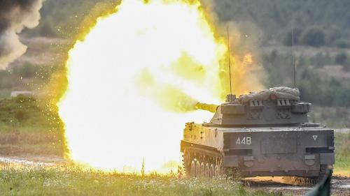 Новый танк для ВДВ примут на вооружение в 2023 году