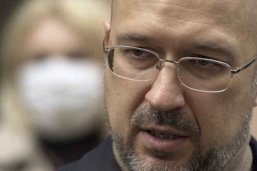 Премьер Украины Шмыгаль попросил Еврокомиссию помочь стране получить вакцину от COVID-19