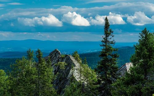 Стали известны самые живописные уголки Южного Урала