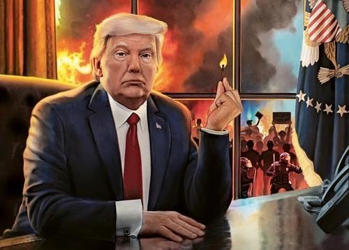 «Миру мир».Трампу вернули аккаунты в соцсетях после блокировки, он записал новое видео
