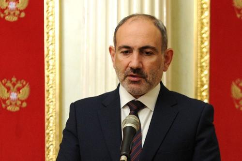Пашинян считает, что статус Нагорного Карабаха остаётся нерешённым вопросом