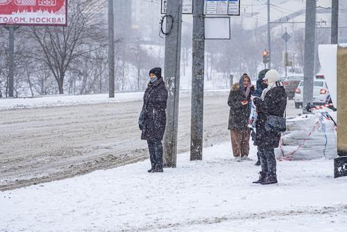 В Москве объявили «желтый» уровень погодной опасности до вечера среды