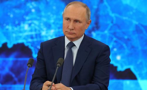 Путин оценил текущую ситуацию с COVID-19 в России