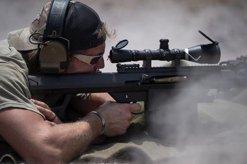 Под Донецком снайпер уничтожил помощника гранатометчика из 56-й бригады ВСУ