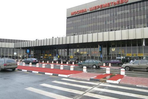 В аэропорту «Шереметьево» сел самолет после срабатывания датчика неисправности тормозной системы