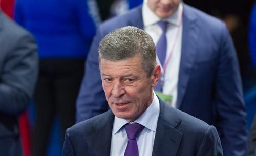 Дмитрий Козак подвёл итоги переговоров «нормандской четвёрки» в Берлине: «К сожалению, похвастаться нечем»