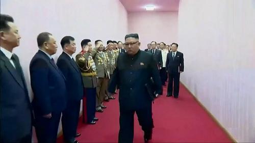 Ким Чен Ын заявил, что КНДР продолжит развитие ядерного вооружения