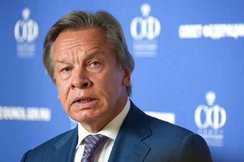 Пушков напомнил, что конструктор Королев родился в то время, когда Украины не было