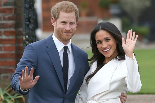 Меган Маркл и Принц Гарри удалились из соцсетей