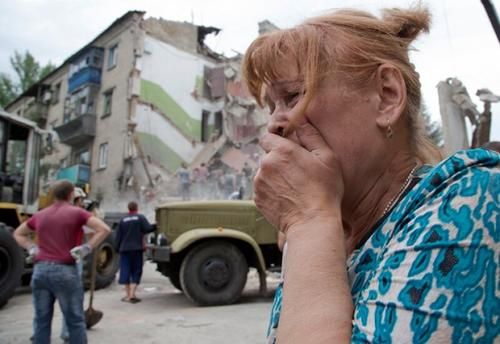 Посчитано приблизительное количество жертв войны в Донбассе за прошлый год