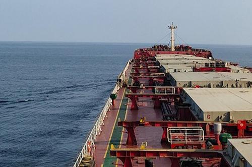 Anadolu сообщает, что в Черном море у берегов Турции затонул российский сухогруз