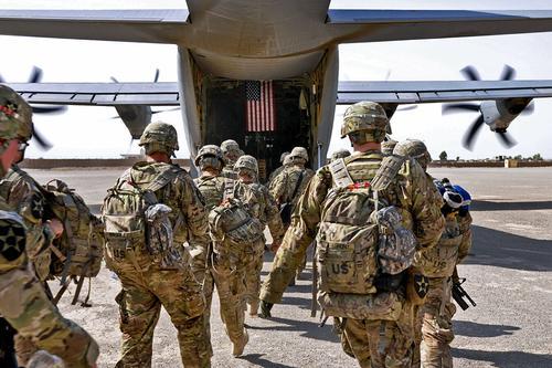 Спецназ ВВС США готовится к войне с Россией
