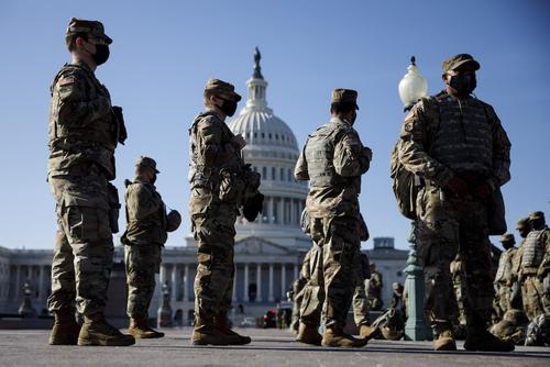 WP: в день штурма в Конгресс ворвались не менее 300 участников беспорядков