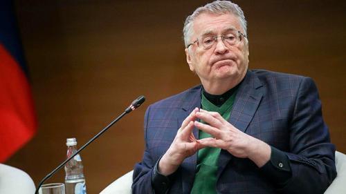 Жириновский о деле, возбужденном против него на Украине:  «они совершают преступление»