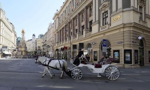 Австрия продлевает жесткий карантин для борьбы с COVID-19