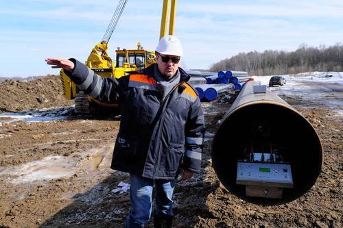 В Новой Москве будет построено 87 км новых магистральных газопроводов